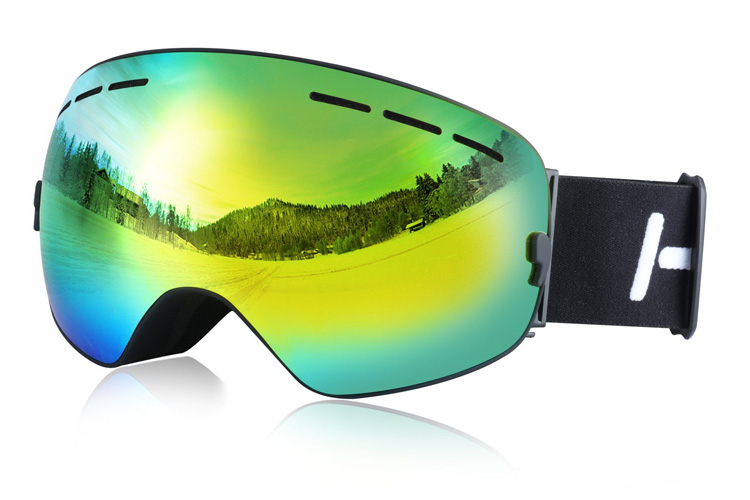 Hicool 3101 Or masque de ski