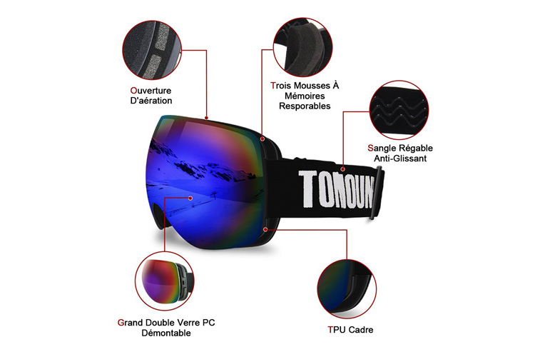 Tomount Anti-UV400 test