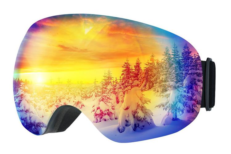 Topelek Anti-UV400 – masque de ski : la protection et la satisfaction à moindre prix