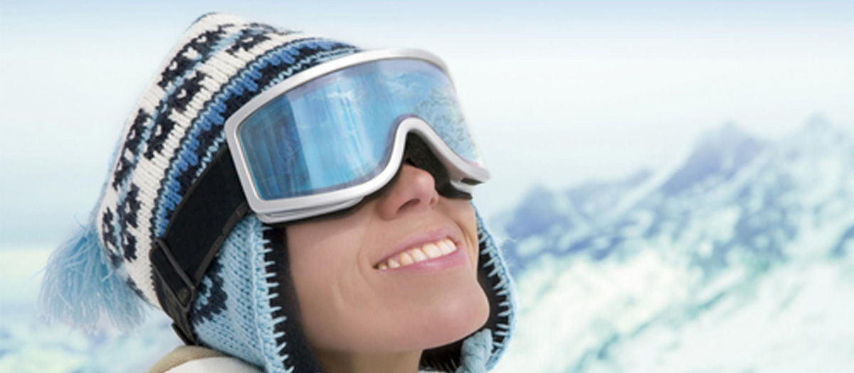 test masque de ski